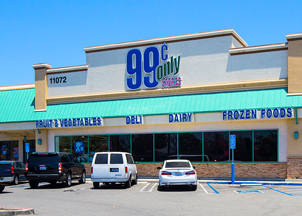 99 CENTS ONLY ANCHORED SHOPPING CENTER IN GARDEN GROVE CA SELLS TO NORTHERN CALIFORNIA BASED INVESTOR AMID STRONG RETAIL DEMAND ORANGE COUNTY